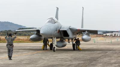 52-8861 - McDonnell Douglas F-15J Eagle - Japan - Air Self Defence Force (JASDF)