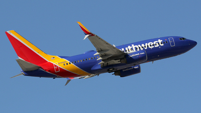 N7888A - Boeing 737-752 - Southwest Airlines