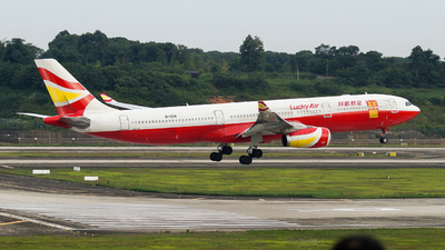 B-1014 - Airbus A330-343 - Lucky Air