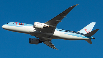 A picture of GTUIC - Boeing 7878 Dreamliner - TUI fly - © RJL