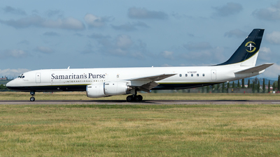 N782SP - Douglas DC-8-72(CF) - Samaritan's Purse