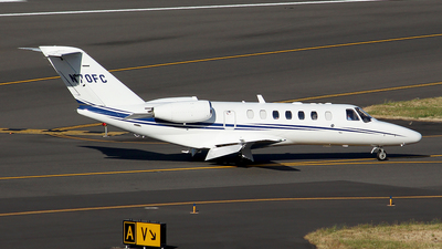 N70FC - Cessna 525B CitationJet 3 - Private