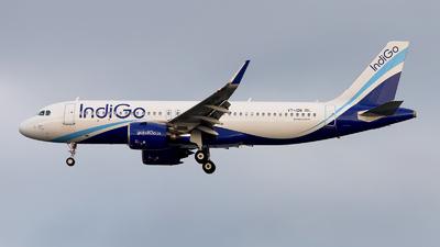 A picture of VTIZN - Airbus A320271N - IndiGo - © Mustafa Sandikci