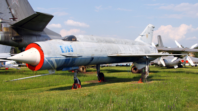 E166 - Mikoyan-Gurevich Ye-152M Flipper - Russia - Air Force
