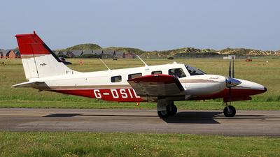 G-DSID - Piper PA-34-220T Seneca IV - Air Prive Rixensart