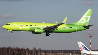 A picture of VPBNG - Boeing 73783N - S7 Airlines - © Airyura