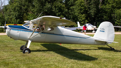 N140TM - Cessna 140 - Private