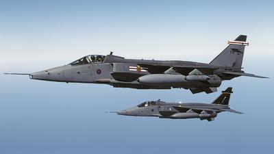 XZ104 - Sepecat Jaguar GR.3A - United Kingdom - Royal Air Force (RAF)