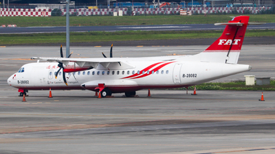 B-28082 - ATR 72-212A(600) - Far Eastern Air Transport (FAT)