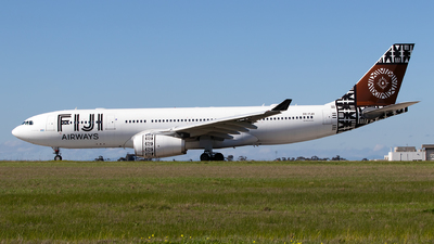 DQ-FJO - Airbus A330-243 - Fiji Airways