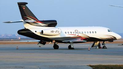 HB-JTJ - Dassault Falcon 900EX - Private