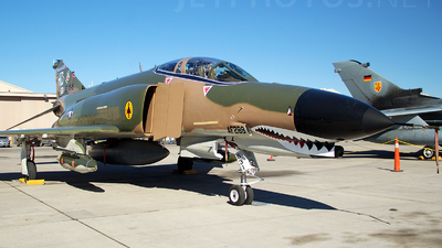 74-1631 - McDonnell Douglas QF-4E Phantom II - United States - US Air Force (USAF)