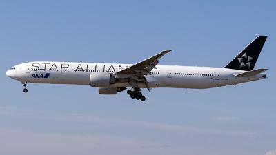 JA731A - Boeing 777-381ER - All Nippon Airways (ANA)