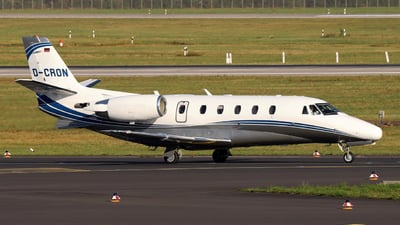 D-CRON - Cessna 560XL Citation XLS - Silver Cloud Air