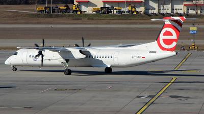 SP-EQH - Bombardier Dash 8-Q402 - LOT Polish Airlines