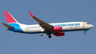 ZS-FGC - Boeing 737-81M - FlySafair