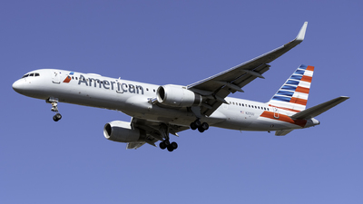 N201UU - Boeing 757-2B7 - American Airlines
