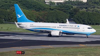 B-7818 - Boeing 737-85C - Xiamen Airlines