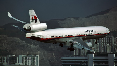 N273WA - McDonnell Douglas MD-11 - Malaysia Airlines