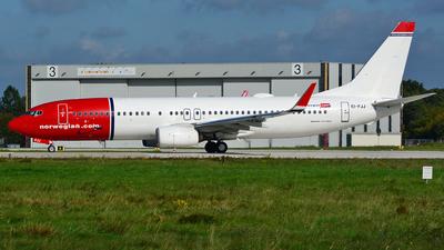EI-FJJ - Boeing 737-8JP - Norwegian
