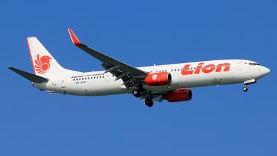 PK-LFH - Boeing 737-9GPER - Lion Air