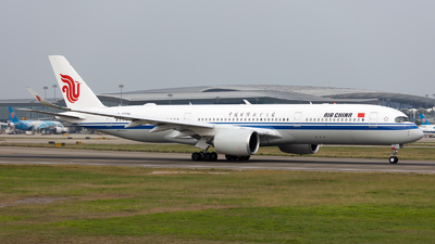 B-322H - Airbus A350-941 - Air China
