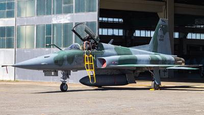 FAB4848 - Northrop F-5EM Tiger II - Brazil - Air Force