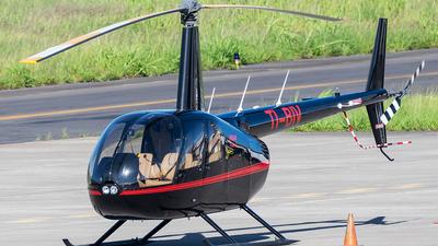 TI-BIV - Robinson R44 Raven II - Private
