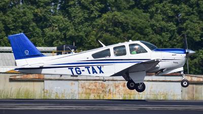 TG-TAX - Beechcraft F33A Bonanza - Private