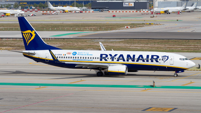 EI-DWW - Boeing 737-8AS - Ryanair