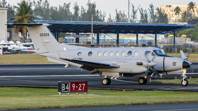 08-00329 - Beechcraft MC-12W Huron - United States - US Army