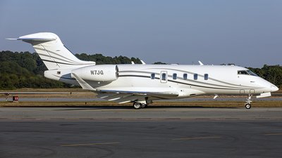 N7JG - Bombardier BD-100-1A10 Challenger 350 - Private