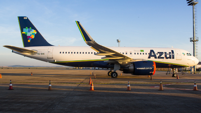 VQ-BXK - Airbus A320-251N - Azul Linhas Aéreas Brasileiras