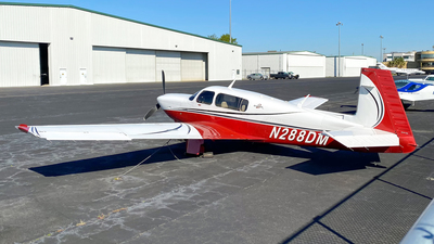 N288DM - Mooney M20R Ovation - DWM Aviation