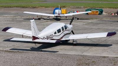 G-BHGO - Piper PA-32-260 Cherokee Six - Private