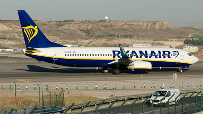 EI-DCP - Boeing 737-8AS - Ryanair