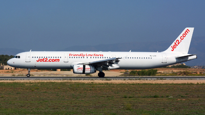 YL-LCV - Airbus A321-231 - Jet2.com (SmartLynx Airlines)