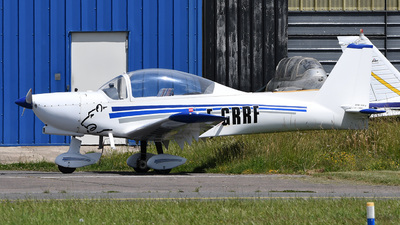 F-GRRF - Issoire Aviation APM 20 Lionceau - Private