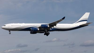 CS-TFX - Airbus A340-542 - Hifly