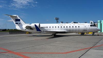 A picture of N419AV - Mitsubishi CRJ200LR - [7419] - © GoldenWingPix