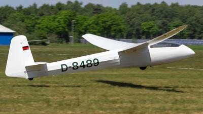 D-8489 - Scheibe Zugvogel IIIB - Private