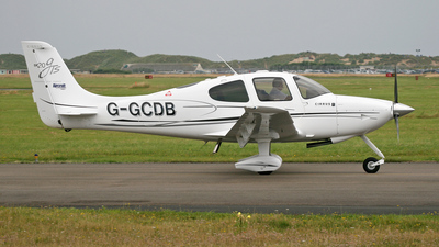 G-GCDB - Cirrus SR20-GTS - Private