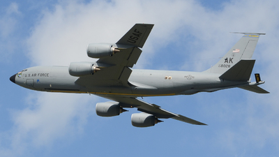 63-8028 - Boeing KC-135R Stratotanker - United States - US Air Force (USAF)
