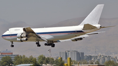 5-8115 - Boeing 747-2J9F - Iran - Air Force