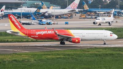 VN-A630 - Airbus A321-211 - VietJet Air