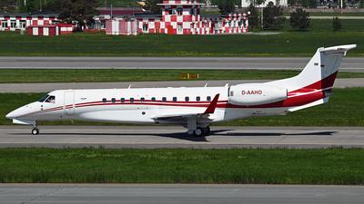 D-AAHO - Embraer ERJ-135BJ Legacy 650 - Air Hamburg
