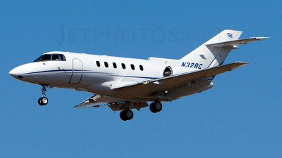 N32BC - Raytheon Hawker 800XP - Private