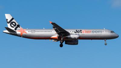 VH-VWX - Airbus A321-231 - Jetstar Airways