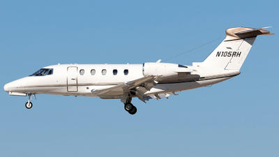 N105RH - Cessna 650 Citation III - Private