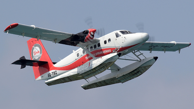 8Q-TMZ - Viking DHC-6-400 Twin Otter - Trans Maldivian Airways